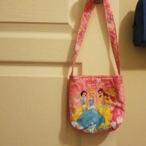 Girl's Disney Princess Purse Handmade super cute!